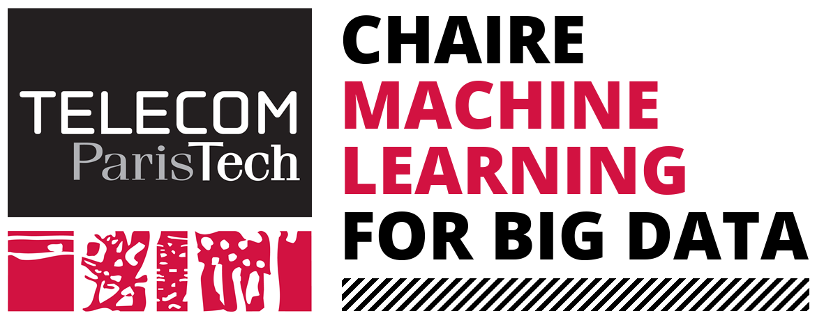 Tél écomParisTech Chair on Machine Learning for Big Data